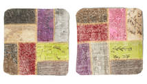 Tapis Patchwork Taie de coussin XCGE1049