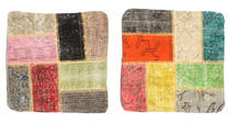 Tapis Patchwork Taie de coussin XCGE1274