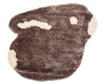 Funny-Bunny Promo - Brown / White carpet CVD7129