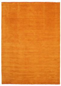 Handloom Fringes - Naranja Alfombra 250X350 Moderna Naranja Grande (Lana, India)