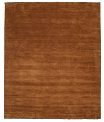 Handloom fringes - Braun Teppich CVD5238