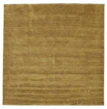 ハンドルーム fringes - オリーブ色 絨毯 CVD5352