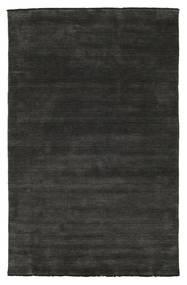 Handloom fringes - Musta / Harmaa-matto CVD5474