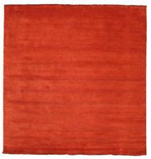 Handloom fringes - Rost / Röd matta CVD5402