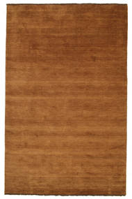 Handloom Fringes - Brown Rug 180X275 Modern Brown (Wool, India)