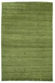 Handloom fringes - Zöld szőnyeg CVD5280