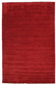 Covor Handloom fringes - Dark Red CVD5253