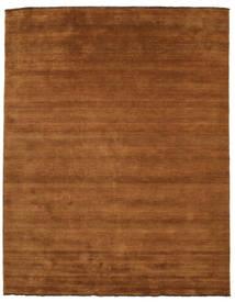 Handloom Fringes - Brown Rug 200X250 Modern Brown (Wool, India)