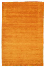 Handloom Fringes - Oransje Teppe 180X275 Moderne Orange (Ull, India)