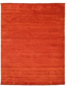 Handloom Fringes - Roestkleur/Rood Vloerkleed 200X250 Modern Roestkleur/Oranje (Wol, India)
