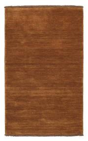 Handloom Fringes - Brun Tæppe 80X120 Moderne Brun (Uld, Indien)