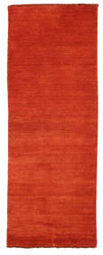 Tappeto Handloom fringes - Ruggine / Rosso CVD5415
