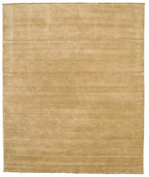 Handloom Fringes - Beige Rug 250X300 Modern Light Brown Large (Wool, India)