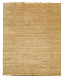 Handloom Fringes - Beige Rug 200X250 Modern Dark Beige/Light Brown (Wool, India)