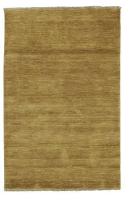 Handloom Fringes - Olive Green Rug 120X180 Modern Olive Green (Wool, India)