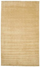 Handloom fringes - Beige Teppich CVD5492