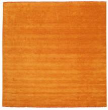 Handloom fringes - Orange Teppich CVD5327