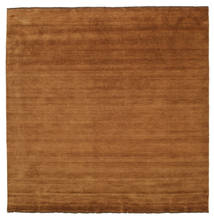 Handloom fringes - Brown carpet CVD5233