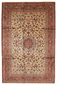 Isfahan Seidenkette Teppich TTA4