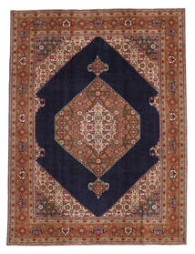 Tabriz Patina Alfombra 238X315 Oriental Hecha A Mano Rojo Oscuro/Púrpura Oscuro (Lana, Persia/Irán)