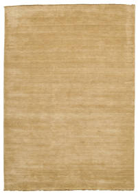 Handloom Fringes - Beige Matto 220X320 Moderni Vaaleanruskea (Villa, Intia)