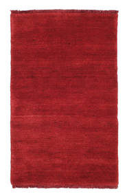 Handloom fringes - Dark Red carpet CVD5264