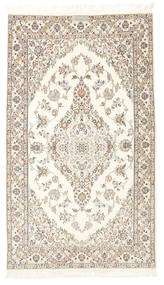 Nain 6La Habibian Rug 103X177 Authentic  Oriental Handknotted Beige/Light Brown (Wool/Silk, Persia/Iran)