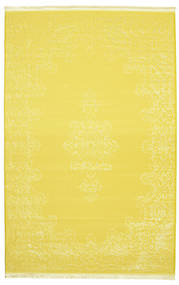 Nova Kerman - Yellow Koberec 200X300 Moderní Žlutý ( Turecko)