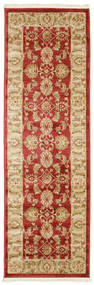 Ziegler Kaspin - Red Rug 80X250 Oriental Hallway Runner  Light Brown/Rust Red ( Turkey)