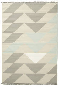 Way - Turqoise Rug 160X230 Authentic  Modern Handwoven Beige/Light Grey/White/Creme (Wool, India)