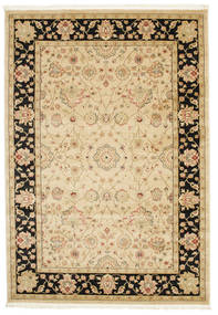 Farahan Ziegler - Beige Rug 160X230 Oriental Light Brown/Dark Beige ( Turkey)