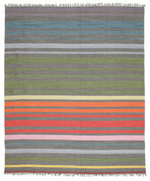 Rainbow Stripe - Harmaa-matto CVD5801