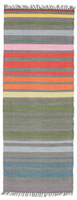 Rainbow Stripe - Grey carpet CVD5811