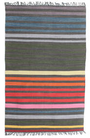 Rainbow Stripe - Grey rug CVD5808