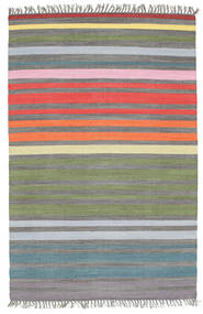 Rainbow Stripe - Grey rug CVD5953