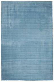 Alfombra Handloom fringes - Azul claro CVD5416
