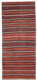 Kilim semi antique Turkish carpet XCGH1513