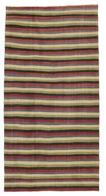 Kilim semi antique Turkish carpet XCGH1449