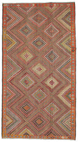 Tapis Kilim semi-antique Turquie XCGH1428