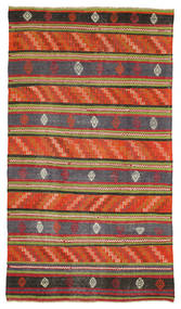 Tapis Kilim semi-antique Turquie XCGH1365