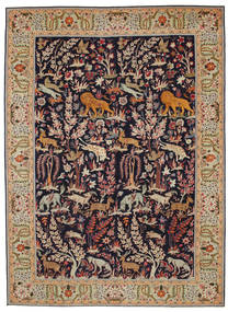 Najafabad Patina pictorial carpet EXZB64