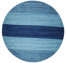 Gabbeh Indisk Stripe - Blå matta CVD6048