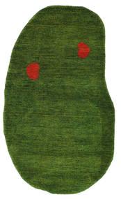 Pierrot - Mørk grønn teppe CVD577