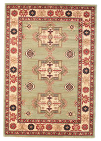 Marivan Kazak Rug 200X300 Modern Light Green/Light Brown ( Turkey)