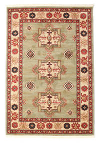 Marivan Kazak Rug 140X200 Modern Light Brown/Light Green ( Turkey)