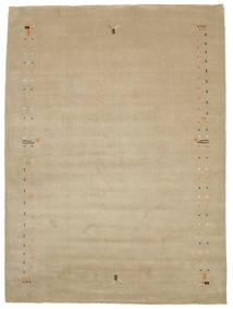 Gabbeh Loom Frame - Mörk Beige matta CVD5790