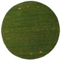 Gabbeh Loom Frame - Groen tapijt CVD5726