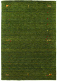 Gabbeh Loom Frame - Green Rug 160X230 Modern Dark Green (Wool, India)
