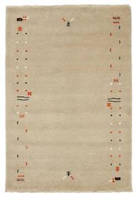 Gabbeh Loom Frame - Sötét bézs szőnyeg CVD5911