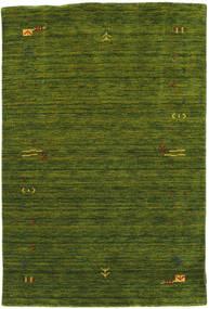 Gabbeh Loom Frame - grün Teppich CVD5717